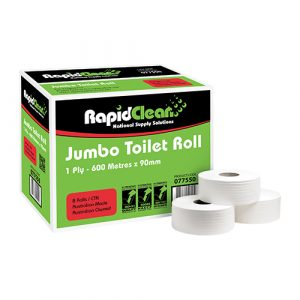 1ply Jumbo Toilet Web