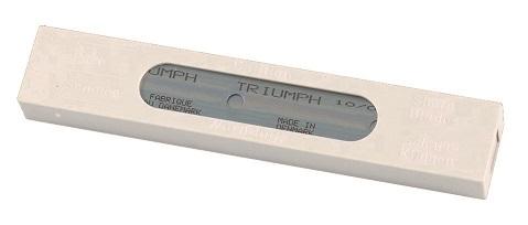 41030 Triumph Carbon Steel Blades 25pk
