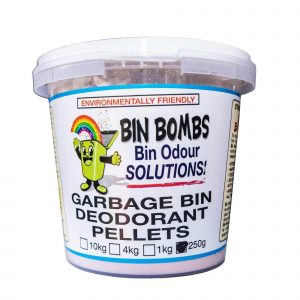 Bin Bomb Pellet