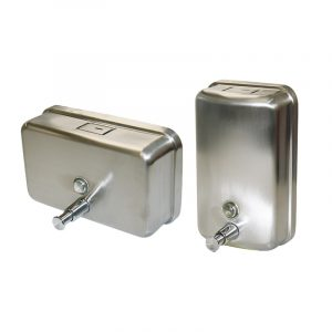 Cleanstar Stainless Steel Soap Dispenser Family
