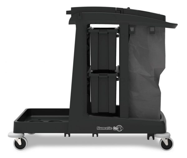 Edco Em5 Ecomatic Cleaning Trolley 3
