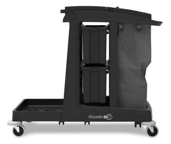 Edco Em5 Ecomatic Cleaning Trolley 3
