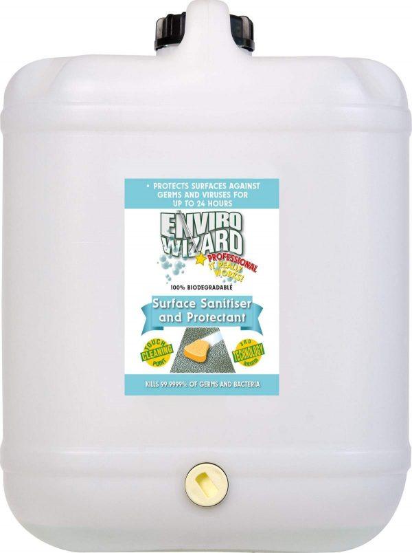 Enviro Wizard Surface Sanitiser 20l