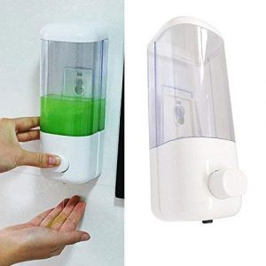 Icon Plastics 500ml Plastic Soap Dispenser