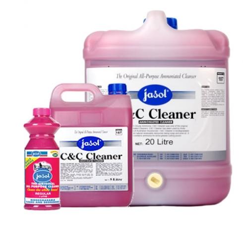 Jasol C&c Cleaner Family