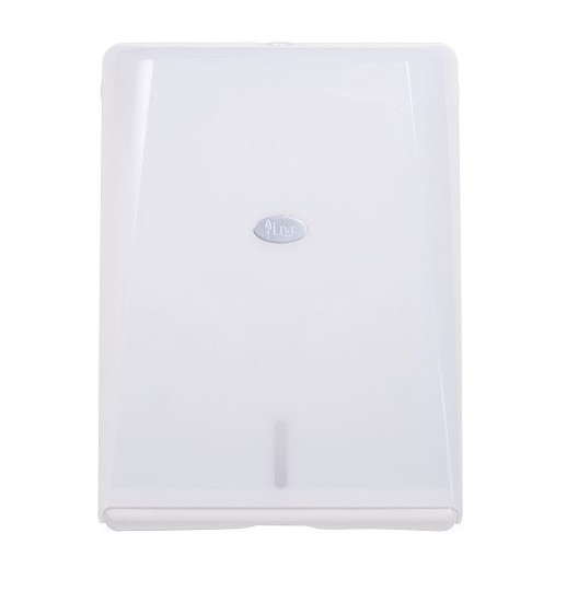 Livi Interleaved Multifold Ultraslim Hand Paper Towel Dispenser