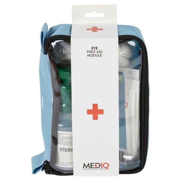 Mediq Eye Compact First Aid Kit Front View