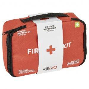 Mediq Motorist First Aid Kit