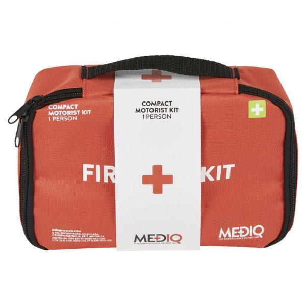 Mediq Motorist First Aid Kit Front View