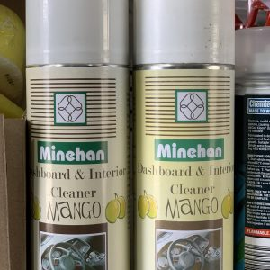 Minehan Dashboard & Interior Cleaner