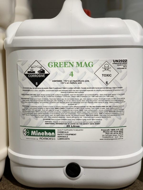Minehan Green Mag 20l