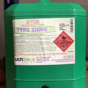 Minehan Tyre Shine 20l