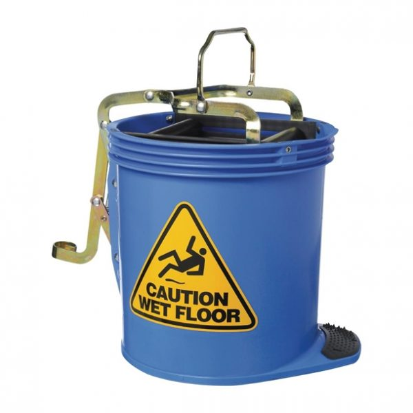 Oates Contractor Mop Bucket Blue