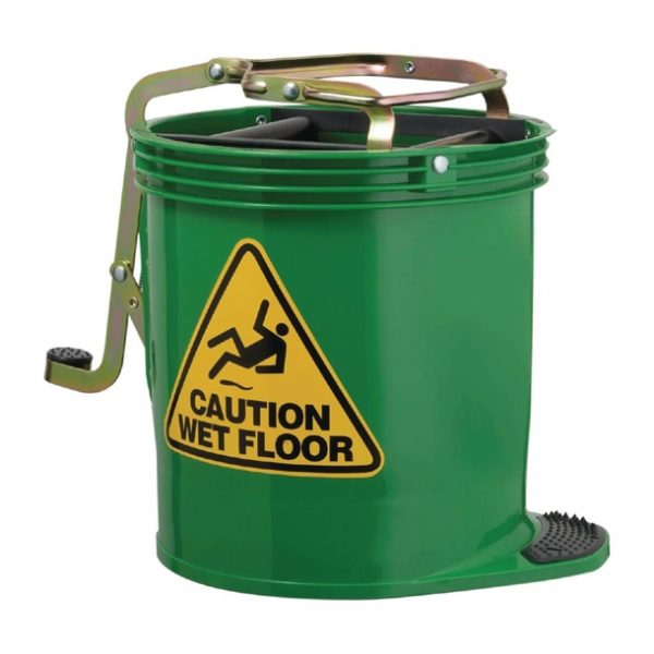 Oates Contractor Mop Bucket Green