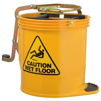 Oates Contractor Mop Bucket Yellow