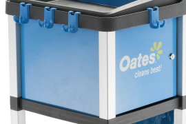 Oates Mkii Lockable Cabinet Assembly