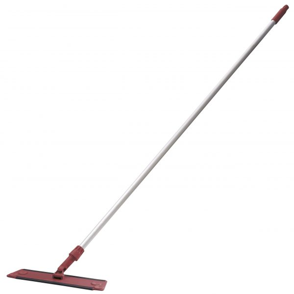 Oates Ultra Flat Mop Red