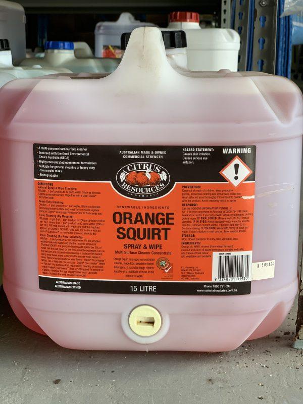 Orange Squirt 15l