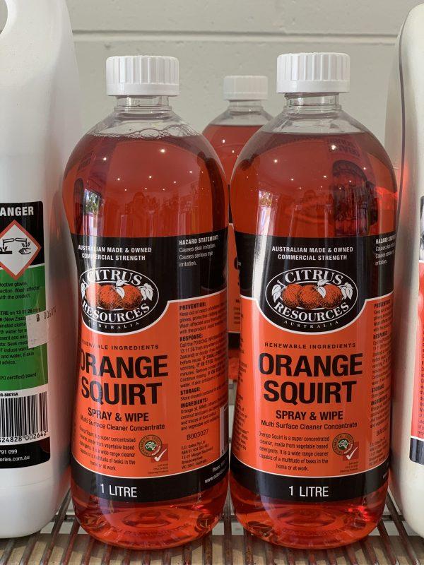 Orange Squirt 1l