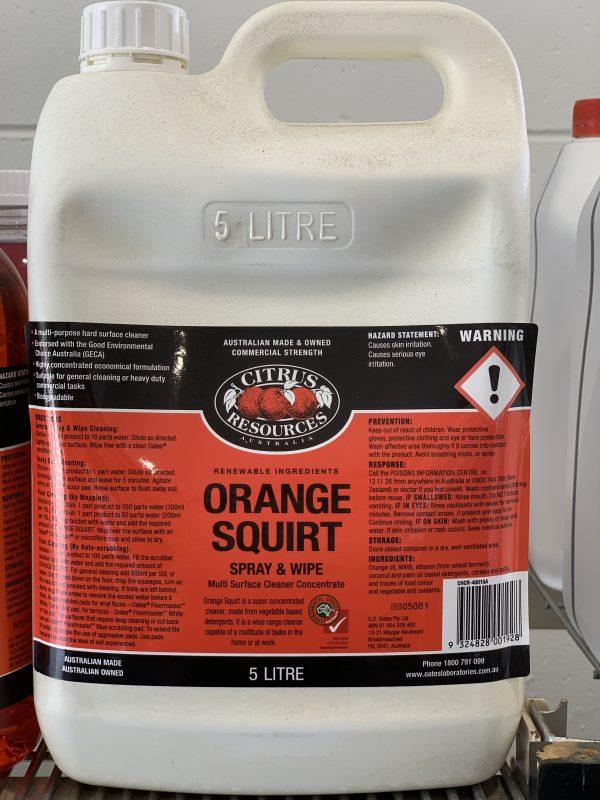 Orange Squirt 5l