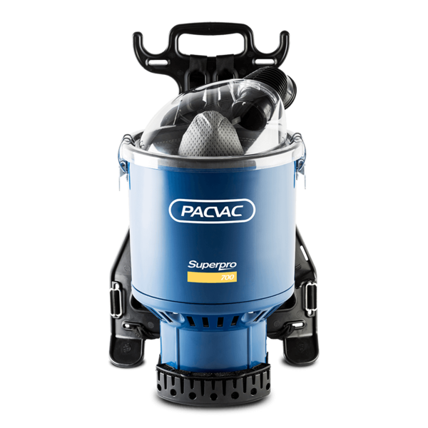 Pacvac Vacuum Backpack Superpro 700 Front 600x600