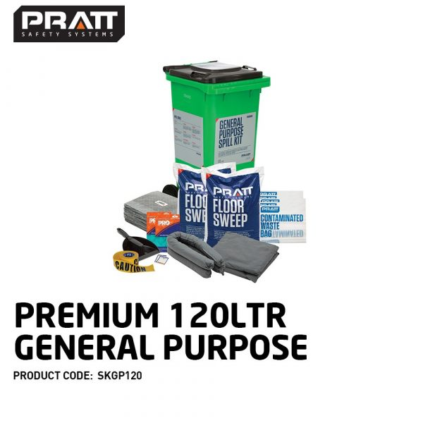 Paramount Spill Kit General Purpose 120l