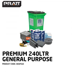 Paramount Spill Kit General Purpose 240l