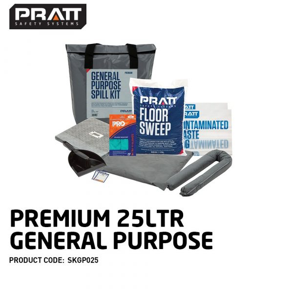Paramount Spill Kit General Purpose 25l