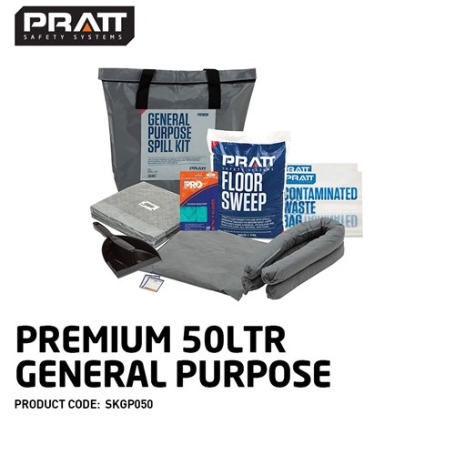 Paramount Spill Kit General Purpose 50l