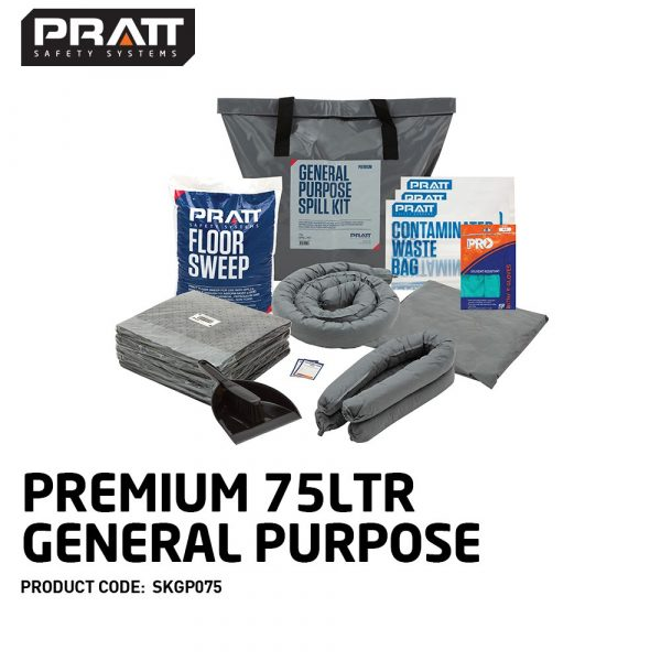 Paramount Spill Kit General Purpose 75l