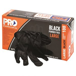 Pro Choice Nitrile Glove Black