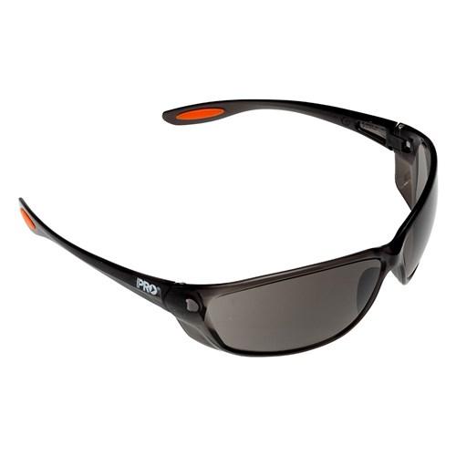 Pro Choice Switch Safety Glasses Smoke