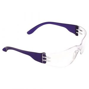 Pro Choice Tsunami Safety Glasses Clear