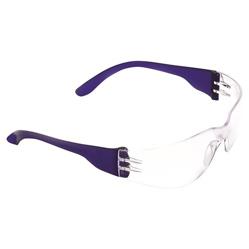 Pro Choice Tsunami Safety Glasses Clear
