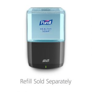 Purell Graphite Dispenser Automatic