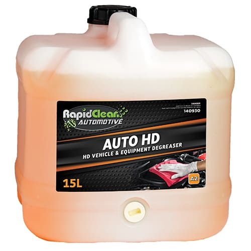 Rapid Clean Auto Hd 15l