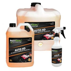 Rapid Clean Auto Hd Family