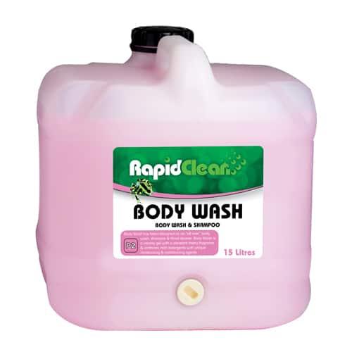 Rapid Clean Body Wash 15l