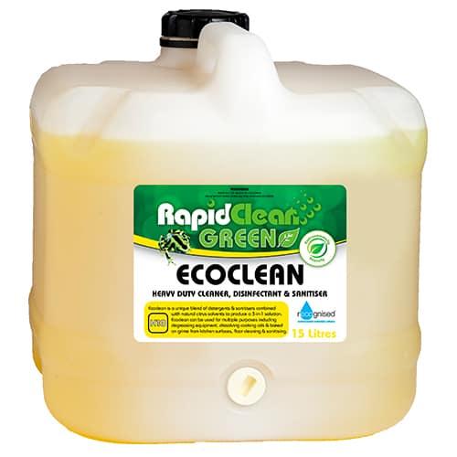 Rapid Clean Ecoclean 15l
