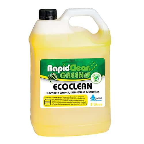 Rapid Clean Ecoclean 5l