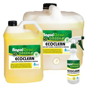 Rapid Clean Ecoclean Family