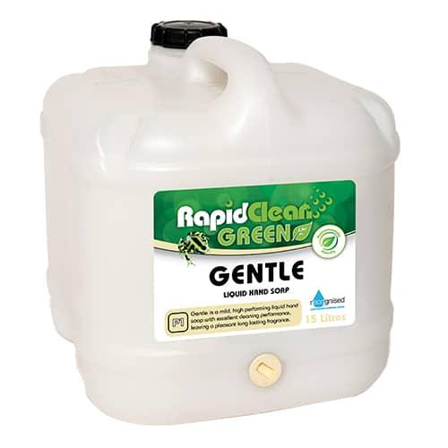 Rapid Clean Gentle White 15l