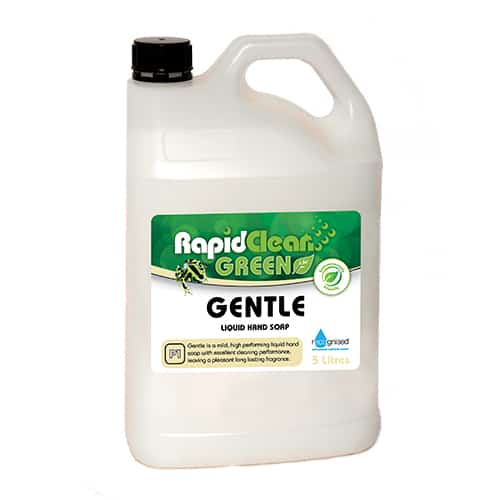 Rapid Clean Gentle White 5l