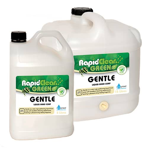 Rapid Clean Gentle White Family