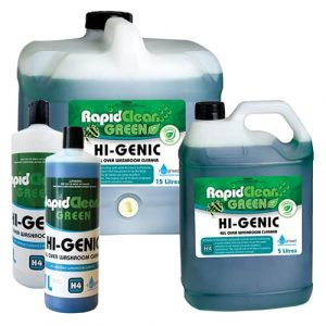 Rapid Clean Hi Genic Family