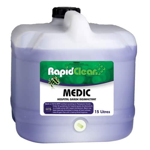 Rapid Clean Medic 15l