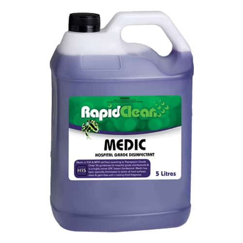 Rapid Clean Medic 5l