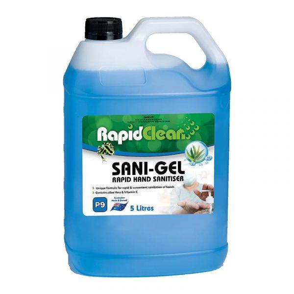 Rapid Clean Sani Gel 5l