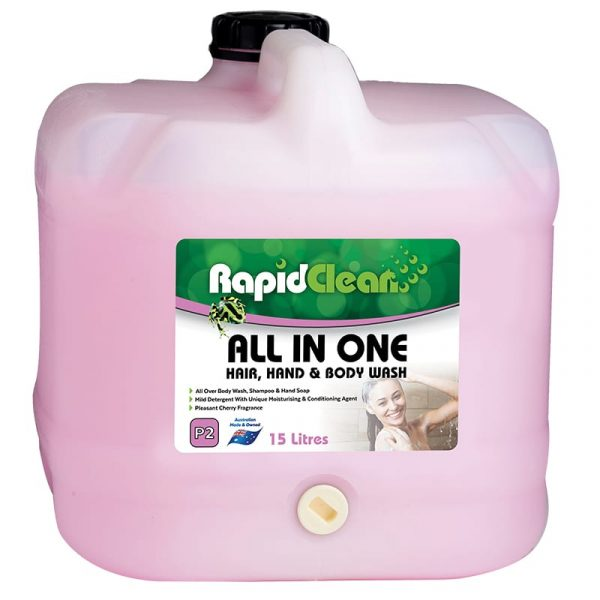 Rapidclean All Ine One 15l