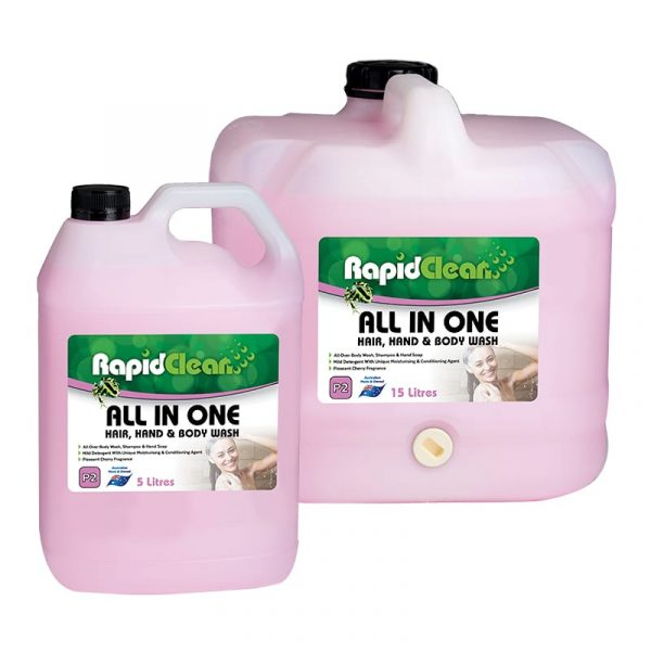 Rapidclean All In One Family